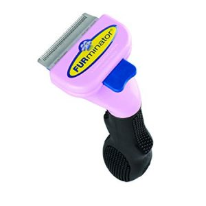 best cat brush FURminator deShedding Tool