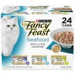 Purina Fancy Feast Grilled Seafood Collection
