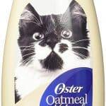 Oster Oatmeal Naturals Dander Control Cat Shampoo