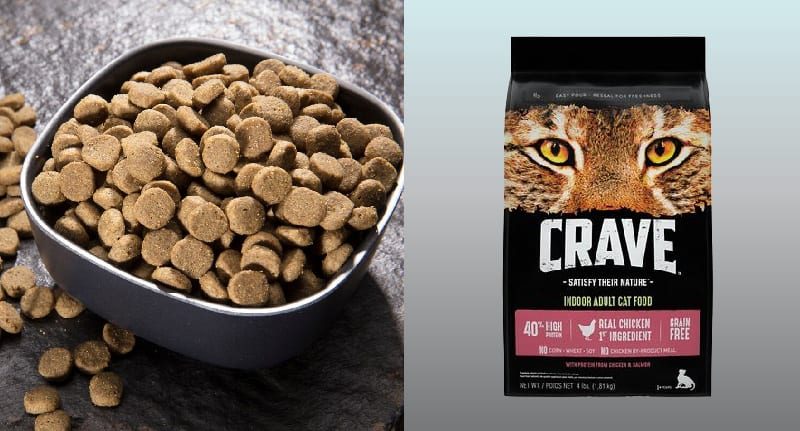 crave cat food review