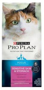 PURINA PRO PLAN FOCUS SENSITIVE STOMACH FORMULA DRY CAT FOOD