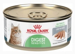 ROYAL CANIN DIGEST SENSITIVE LOAF IN SAUCE CANNED CAT FOOD