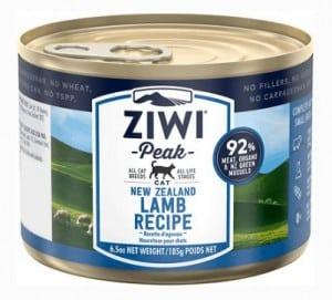 ZIWI PEAK RECIPE CANNED CAT FOOD